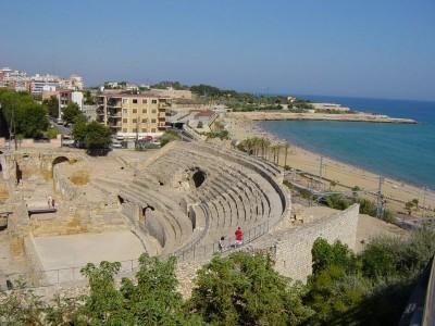 Tarragona Amphietheater