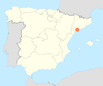 Terragona Spanien